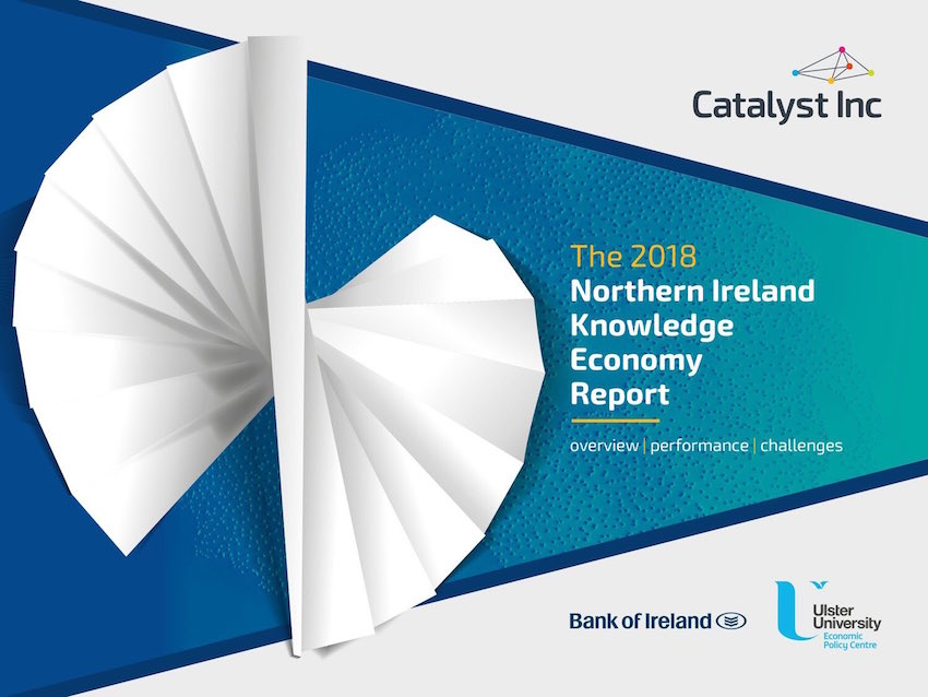 2018 Knowledge Economy Report- An additional 80,000 jobs, £3bn GVA and reducing inactivity is the prize at risk