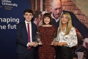 Student Success at Management, Leadership and Marketing Awards