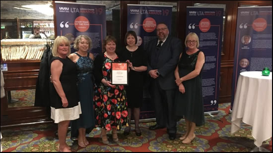 Bronze Green Impact award for Jordanstown Library