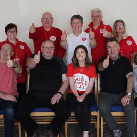 Ulster graduate already making a difference to stroke survivors in NI