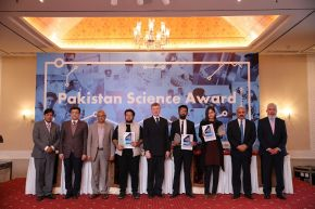 Ulster University supports Pakistan Science Fair Award