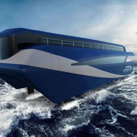 Multi-disciplinary team of Ulster experts help secure £33m grant to build zero emission ferries