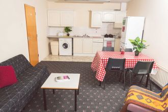 Kitchen/Lounge-Atlantic/Cromore (2-5 bed flats)