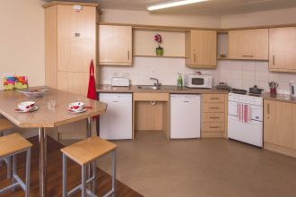 Enhanced Ensuite kitchen (type 2) in 2 bed flat