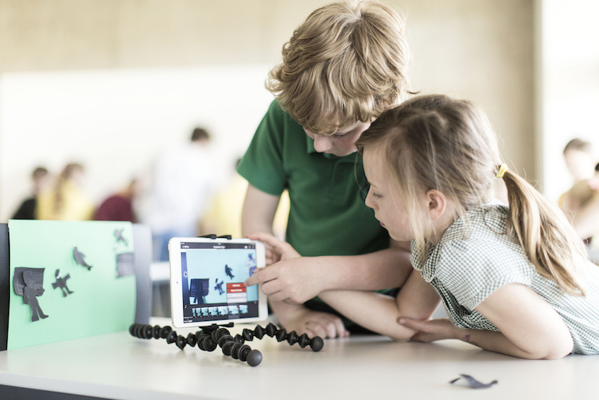 Local schools celebrate Generation Animation at Ulster University
