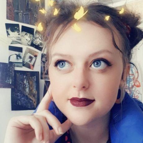 Profile pic Megan Daly