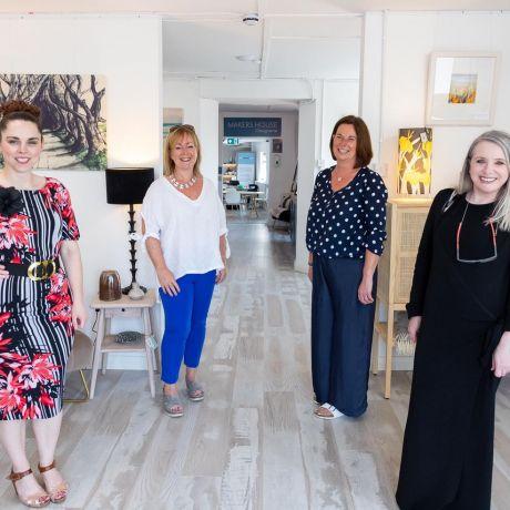 Makers House: Belfast School of Art Graduate Residencies