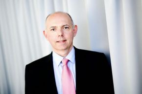 Pictured is Professor Mark Durkin, Executive Dean, Ulster University Business School