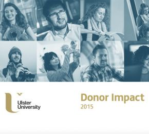 Donor Impact newsletter 2015