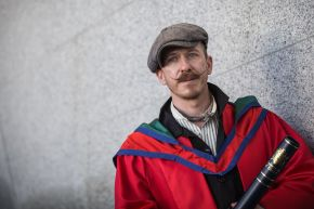 Honorary Graduate: Dr Foy Vance