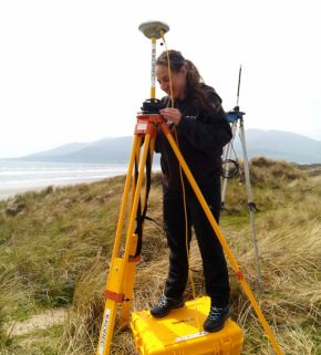 Your beach is changing: Scientists study coastal erosion at Murlough Beach