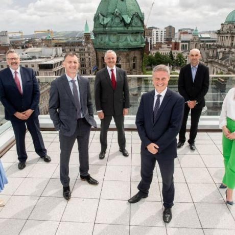 Ulster University and QUB to partner with PwC in new £40m Advanced Research and Engineering Centre