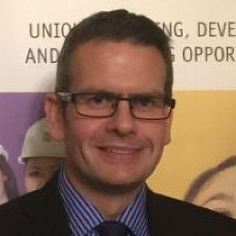 Profile pic David Gawley