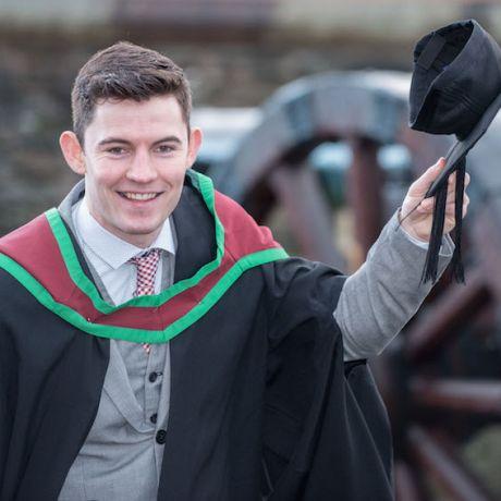 Sweet Ulster University graduation success with Nestle internship