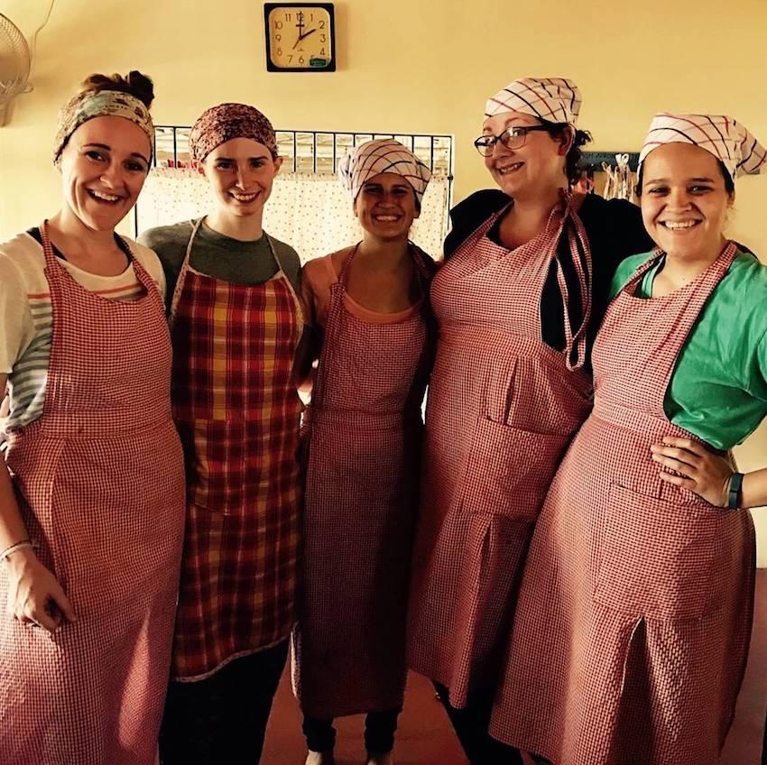 Volunteering experience in Sri Lanka inspires Ulster University graduates