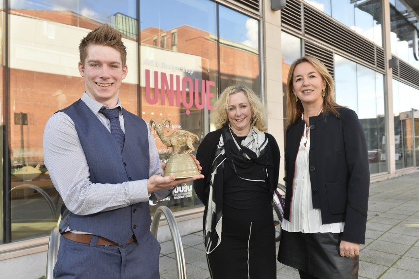 Student-led Art Shop Opens in Ulster University's Belfast Campus as Culture Night Kicks Off