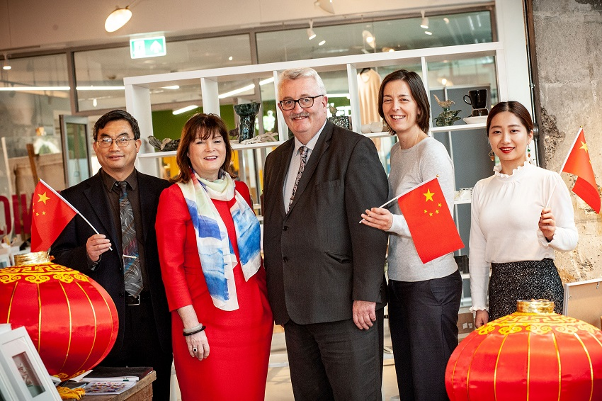 Ulster University establishes new partnerships with Chinese government to further develop student and faculty engagement