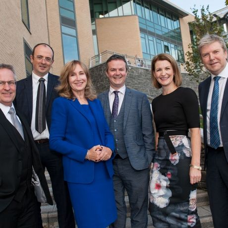 Ulster University secures £5 million investment in memory of one of the founding fathers of data analytics