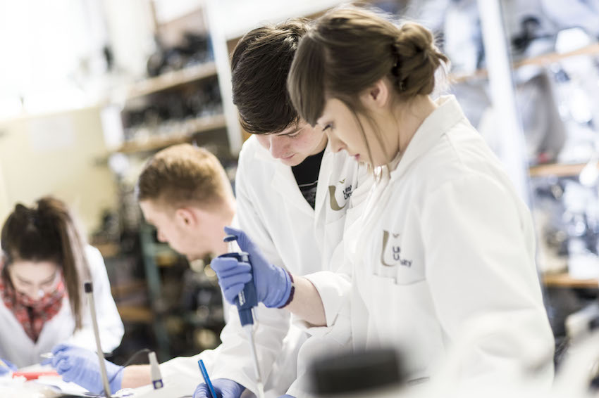 Ulster University tackles superbugs using research and evidence-based interventions