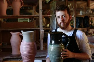 David McComiskey - Ceramics