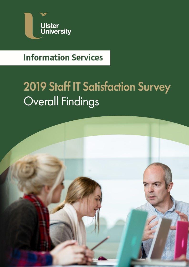 2018 Staff Survey Findings