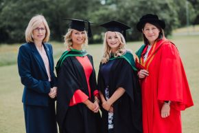 Ulster Biology students celebrate success with new awards