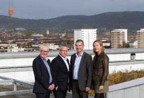 Ulster University and North Belfast community partnerships launch Community Benefit Framework