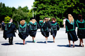 Ulster University graduates