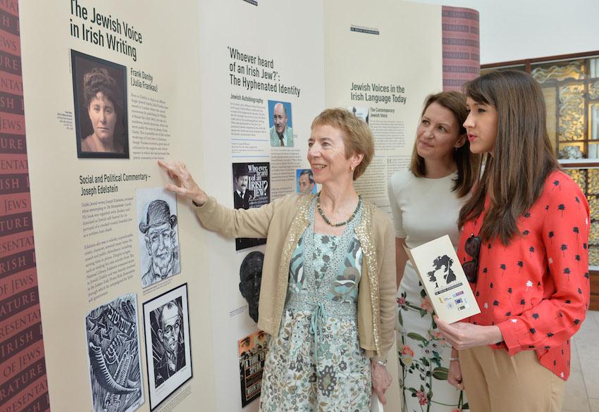 Ulster University Landmark Research Reveals Representations of Jews in Irish Literature