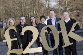 Lidl stocks up on Ulster University talent with £20,000 bursaries