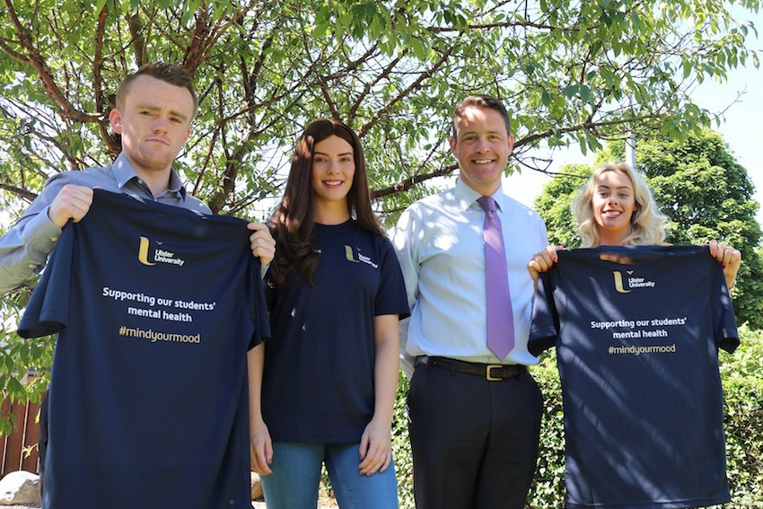 Randox announces Ulster University's Mind Your Mood as Official Charity Partner