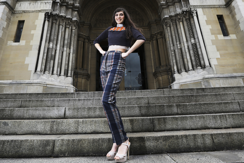 Cathedral opens doors for Ulster University Fashion Show