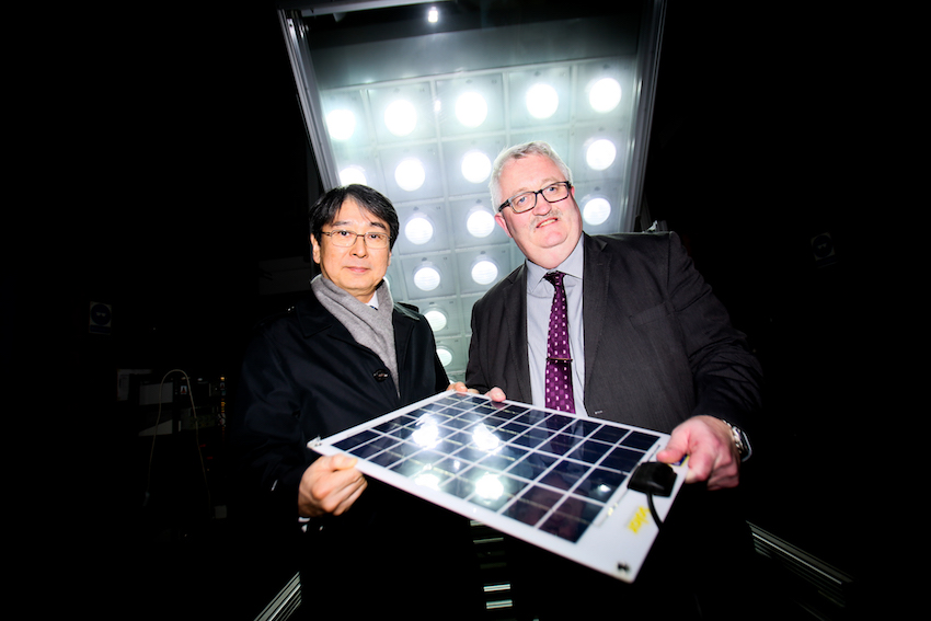 Ulster University to collaborate with Korea on innovative sustainable technology research