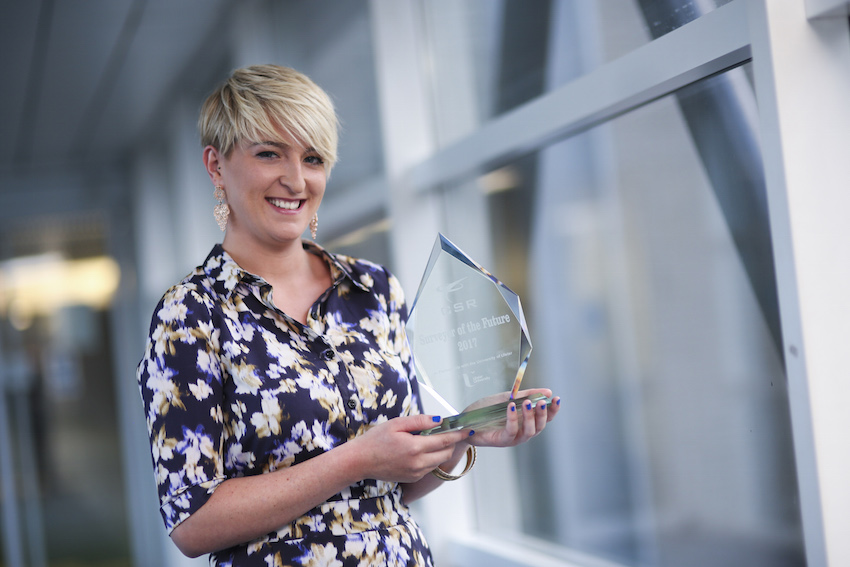 Ulster University builds next generation of construction industry leaders
