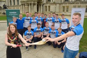 Ulster University GAA team embarks on tour of China