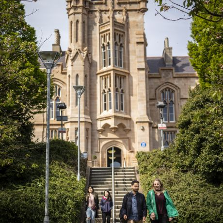 Why Ulster University?