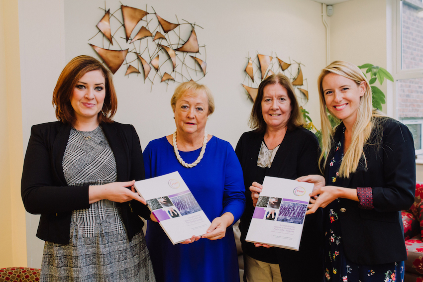 Study shows how victims of domestic violence benefitted from the peace process in Northern Ireland