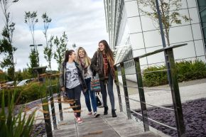 Community Day Out on the Coleraine Campus