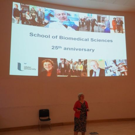 School of Biomedical Sciences 25th anniversary