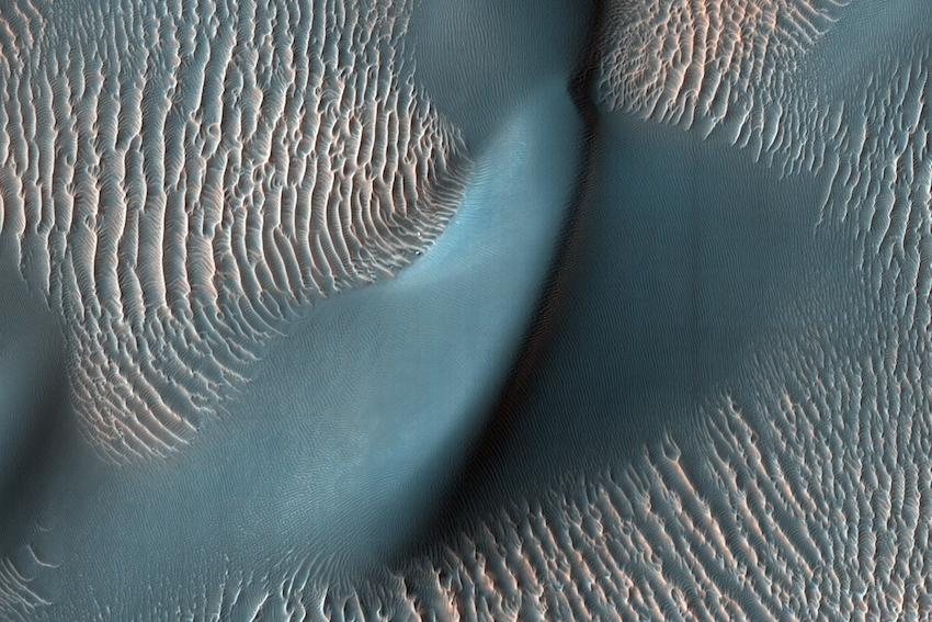 Pioneering Ulster University research may assist future NASA Mars missions