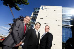 Ulster University strengthens research and education links with China