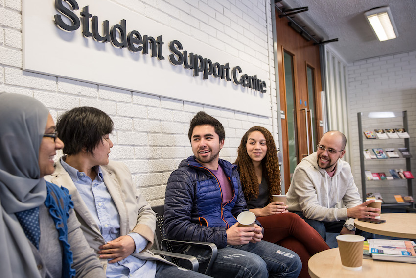 Ulster University gets behind student mental health initiative