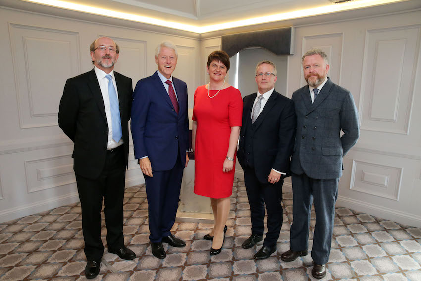 Universities unite to regenerate Clinton Centre in Enniskillen