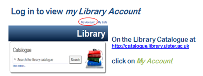 Access to Library E-payments