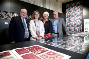 Northern Ireland's textile past, present and future: reviving the William Liddell Collection