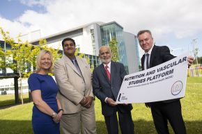 Ulster University opens state-of-the-art facility dedicated to nutrition and cardiovascular disease