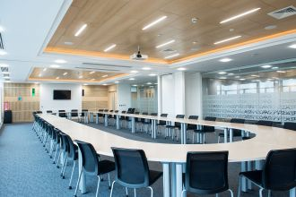 Jordanstown meeting room
