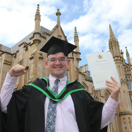 Ulster University Success for Student with Learning Disability