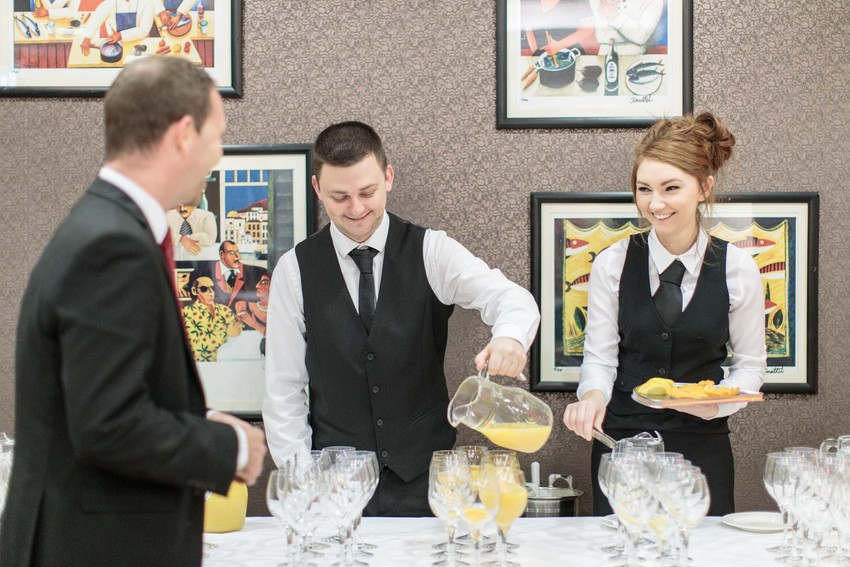 The Academy - Event Catering