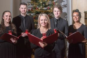 Ulster University Choir at Pennyburn Church